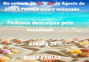 férias 2020